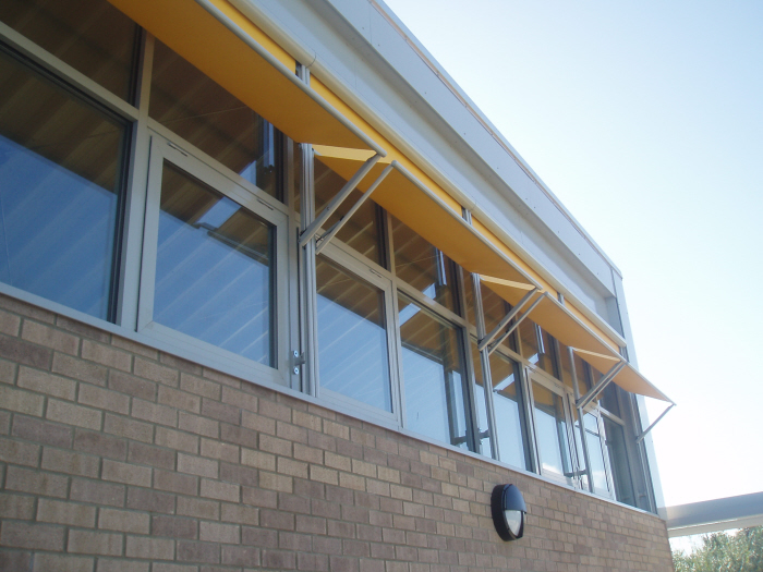 External Awning Systems